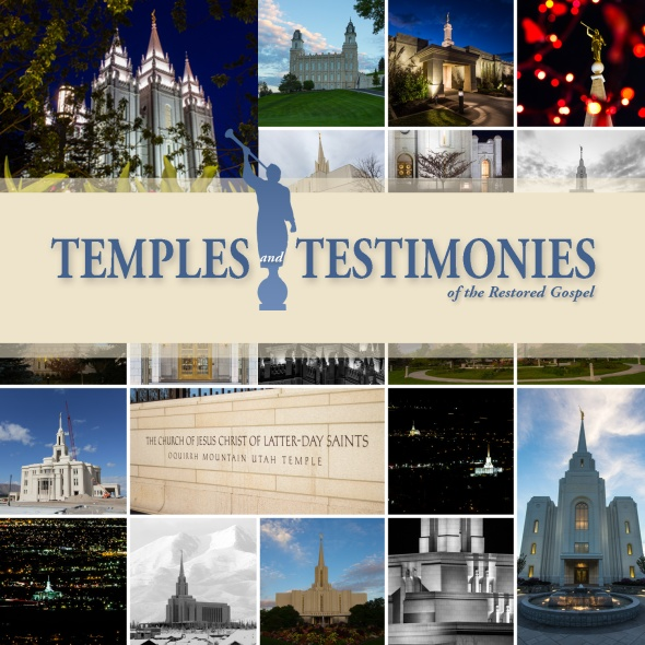 Temples and testimonies of the restored gospel LDS temple photos