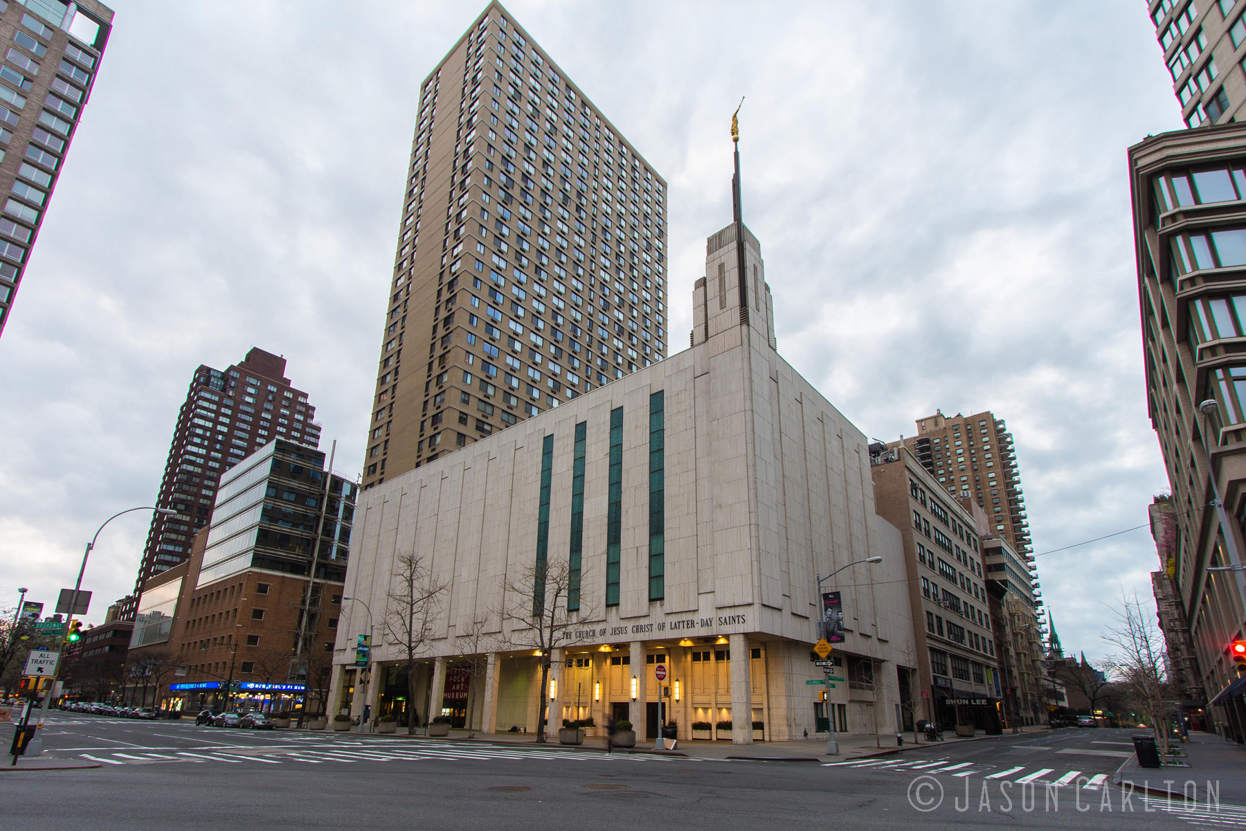 Temple Manhattan New York Temple Temples And Testimonies