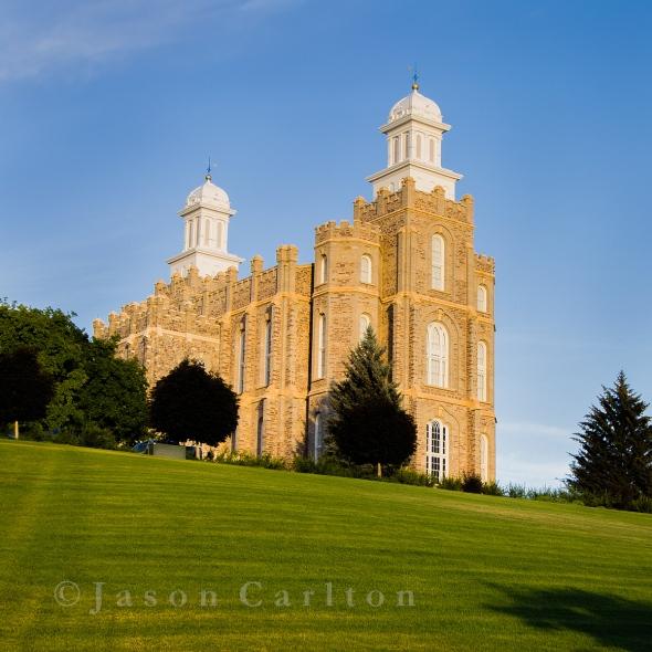 Logan Utah Temple LDS Mormon